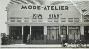 Geschiedenis van de wok